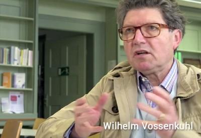 Wilhelm-Vossenkuhl-Philosophie