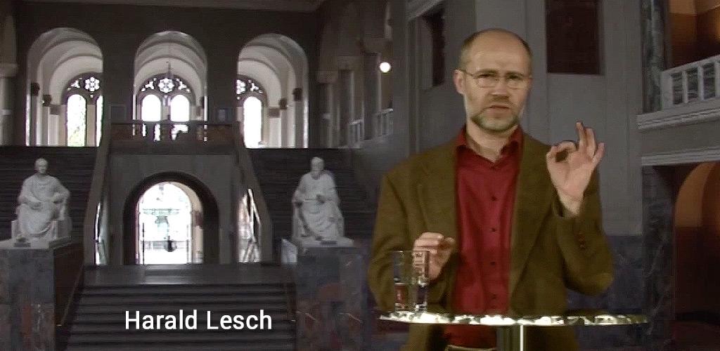 Harald-Lesch-Astrophysik-Universum