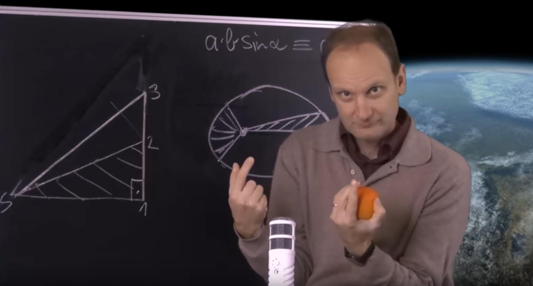 Newton Roemer - Flächensatz, Lichtgeschwindigkeit - Aristoteles - Stringtheorie (6) - Josef M. Gaßner