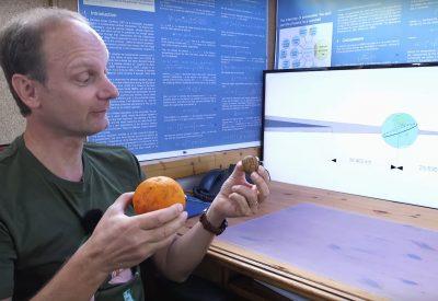 Sonnenfinsternis auf Erde, Mars und Jupiter