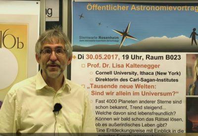 Neue Welten - Exoplaneten - Grundlagen & Suchmethoden 3_3