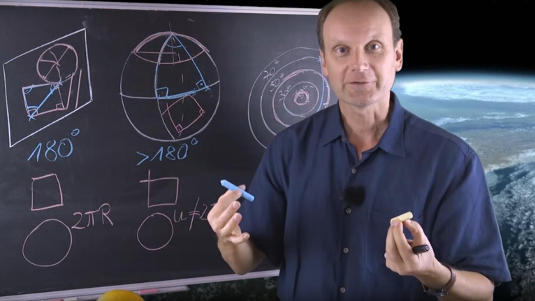 Allgemeine Relativitätstheorie - Äquivalenzprinzip - Krümmung