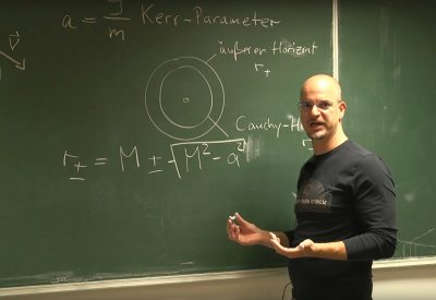 Kerr-Lösung rotierender Schwarzer Löcher - Faktencheck