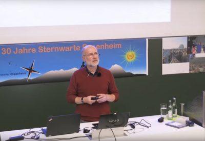 Unser Sonnensystem und die Entstehung der Planeten