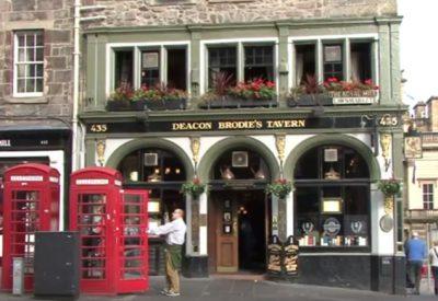 Edinburgh - Reisebericht