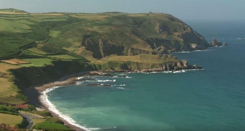 Bild Normandie und Bretagne
