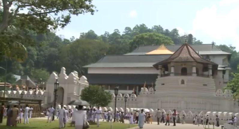 Sri Lanka Anuradhapura Dambulla Sigiriya Und Kandy Reisebericht