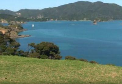 Neuseeland Bild Bays of Island