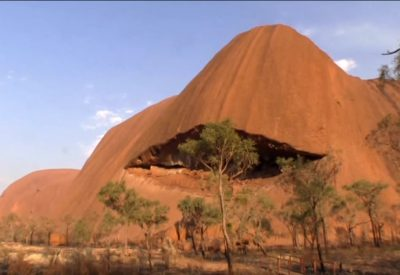 Uluru Nationalpark Ayers Rock-Australien