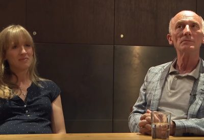 Gerhard Thiele und Insa Thiele Eich