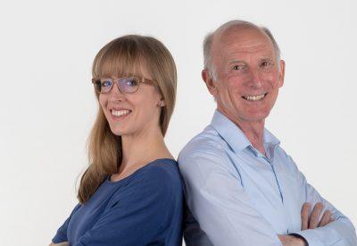 Astronauten - Gerhard Thiele und Insa Thiele-Eich