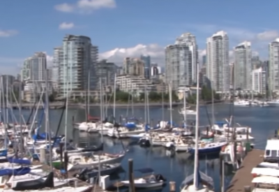 Vancouver Kanada - der Osten