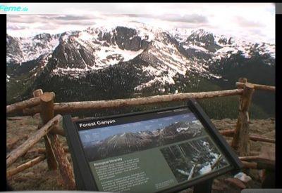 USA NATIONALPARKS - Rocky Mountan Nationalpark-Reisebericht