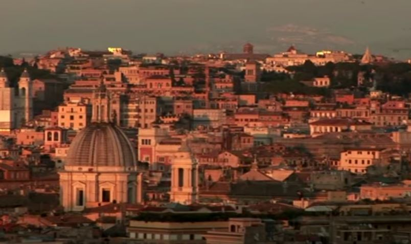 ROM - zwischen Antike, Papst und Heute