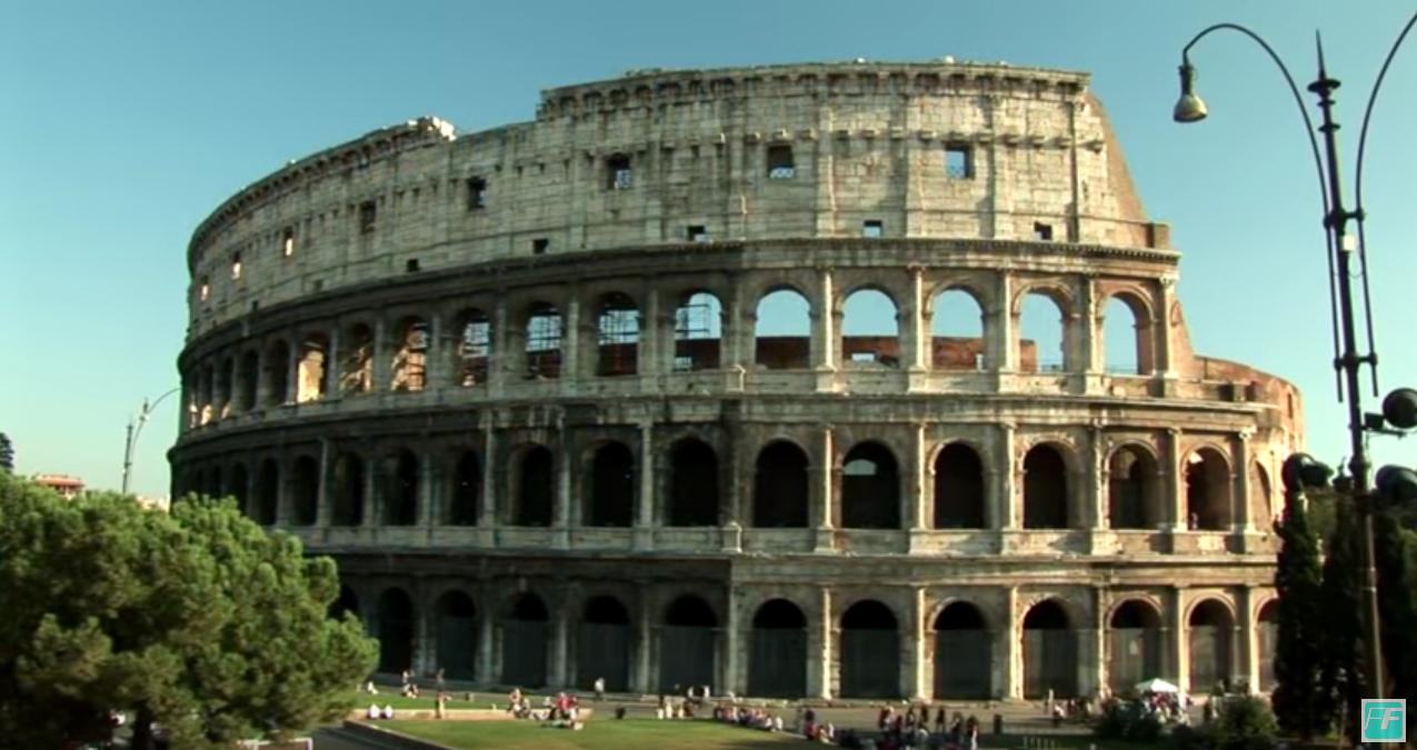 Rom-zwischen Antike, Papst und Heute - Kolosseum