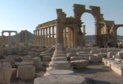 SYRIEN - Faszinierender Schnittpunkt der Kulturen Wahrzeichen Palmyra