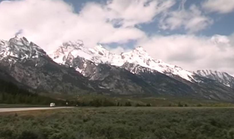 USA NATIONALPARKS - Teil 1 Grand Teton
