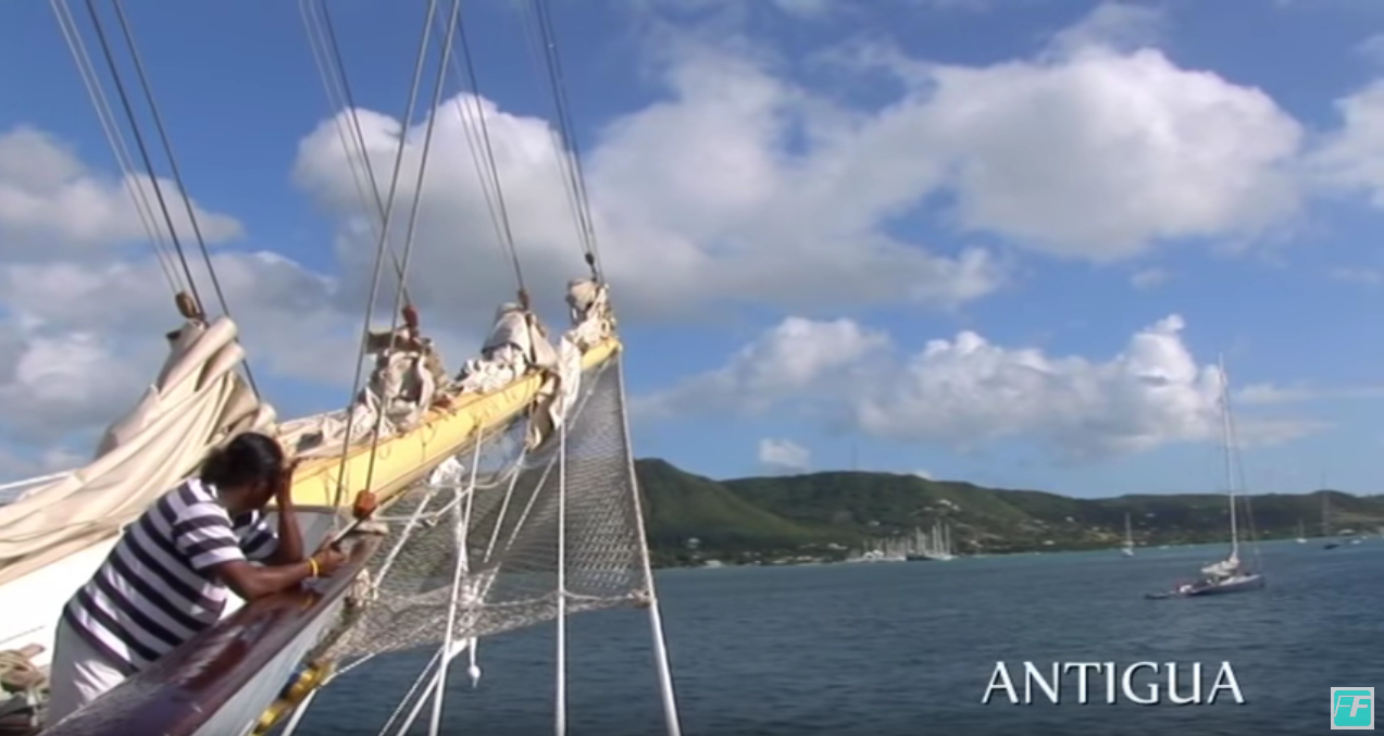 KARIBIK - KLEINE ANTILLEN - Inseln über dem Wind - Antigua Reisebericht