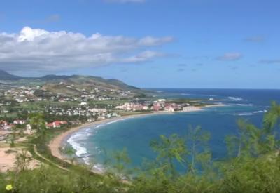 KARIBIK - KLEINE ANTILLEN - Inseln unter dem Wind - St. Kitts