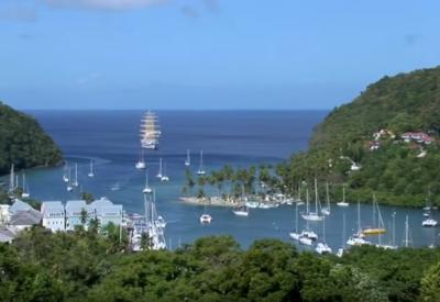 Karibik Highlights -Trauminseln unter dem Wind - St. Lucia
