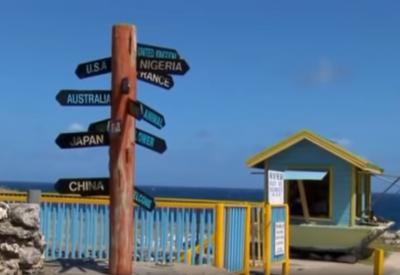KARIBIK - KLEINE ANTILLEN - Inseln über dem Wind