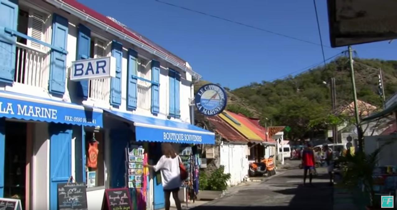 Karibik Highlights -Trauminseln unter dem Wind - Terre de Haut