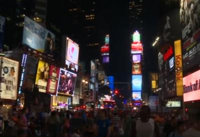 New York - Die Stadt, die niemals schläft - Times Square