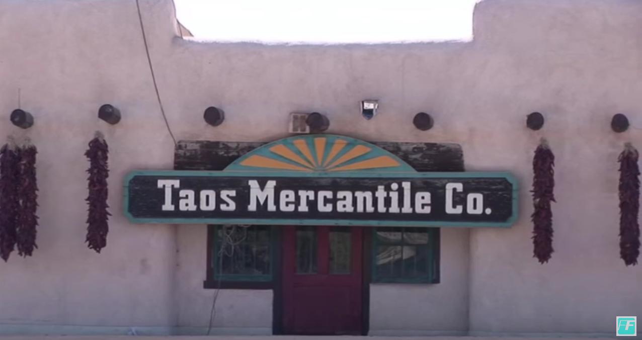 USA - der Südwesten _ New Mexico und Taos