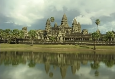 Kamodscha und Laos