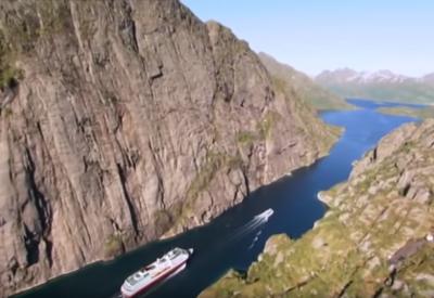 Hurtigruten - In der 1. Reihe entlang Norwegens Küste - Reisebericht