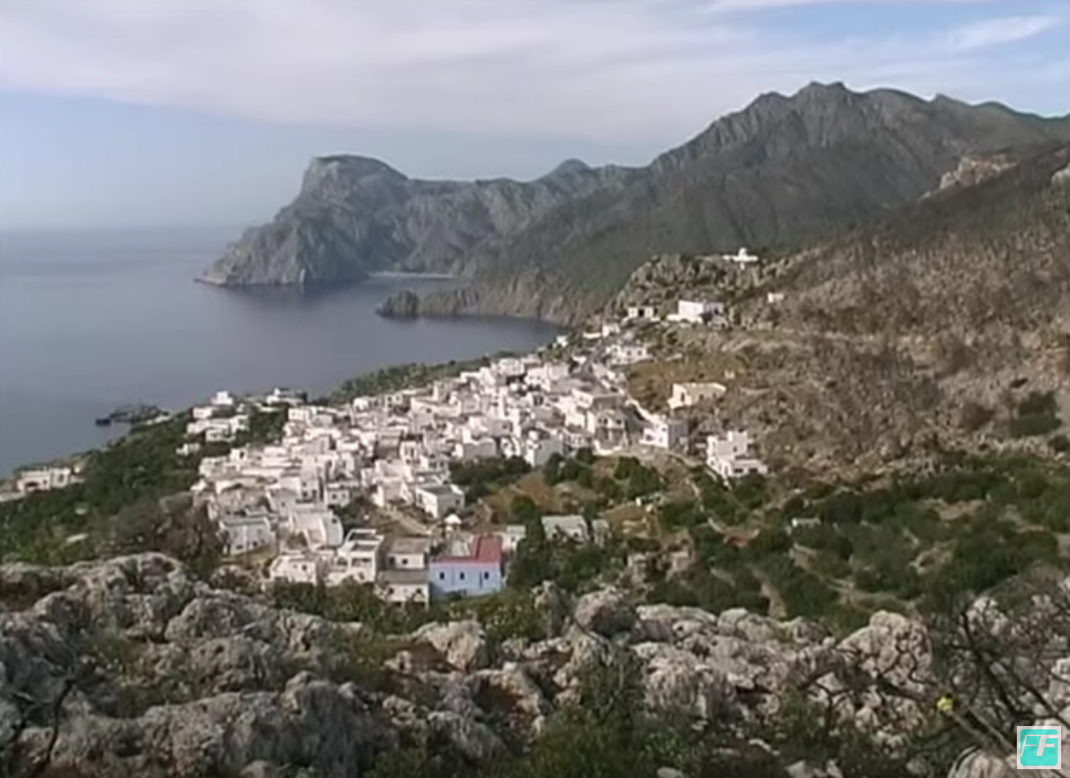 RHODOS und KARPATHOS - Inseln des Helios - Reisefilm